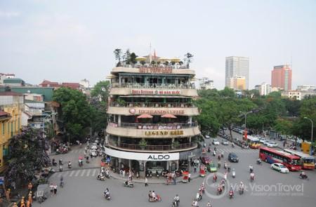 City View Cafe , Hanoi