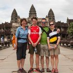angkor wat cambodia family tour