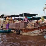 cai be floating market in 15 day vietnam family adventure tour