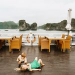halong bay family cruise