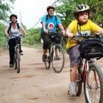 mekong delta family cycling
