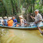mekong delta sampan tour