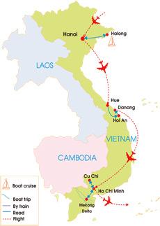 absolute vietnam tour 15 days