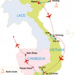 vietnam and cambodia reveal tour - 19 days