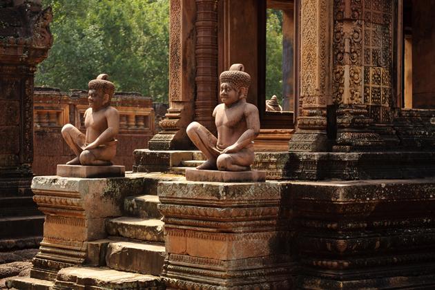 Banteay Srei - Temple of women