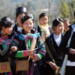 Black Hmong people north vietnam classic tour in 9 days