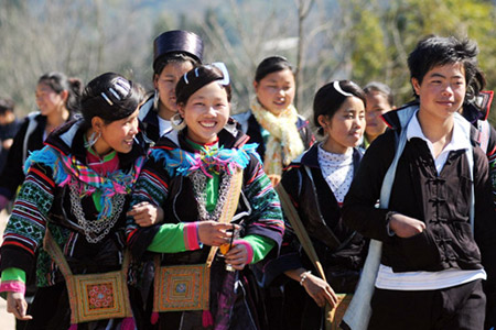 Black Hmong people