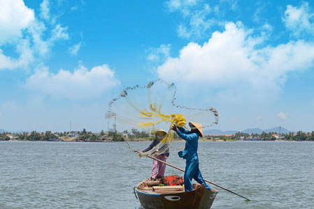 Hoi An Fish & Rice Tour - 1 Day - Vietnam Vacation