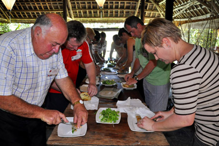 Cooking class in Hoi-An