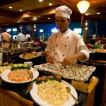 Dinner on cruise along Saigon River vietnam private tour 10 days
