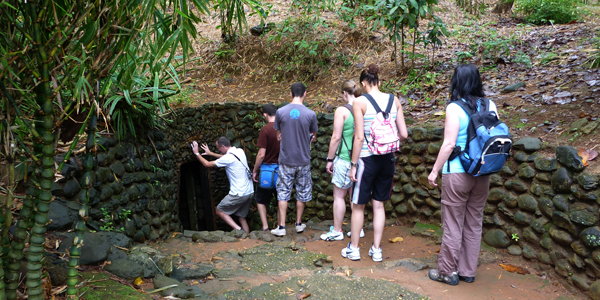 Discover Vinh Moc Tunnels