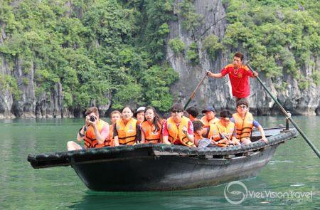 Northern Vietnam School Trip – 5 Days