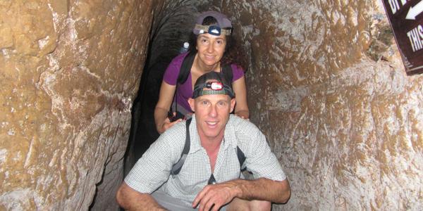 Explore Vinh Moc Tunnels