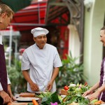 Gourmet Tour at Saigon Cooking Class Hoa Tuc