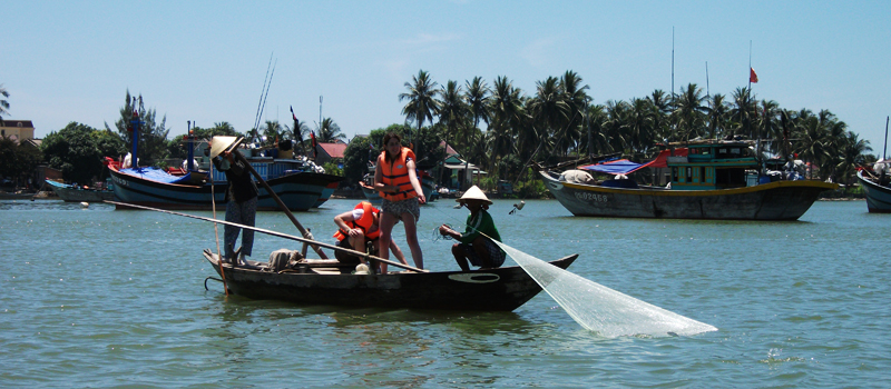 Hoi An Fishermen & Waterways Tour