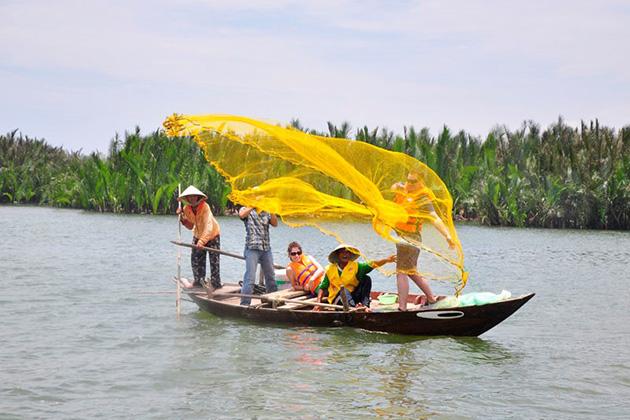 Hoi an waterways tour