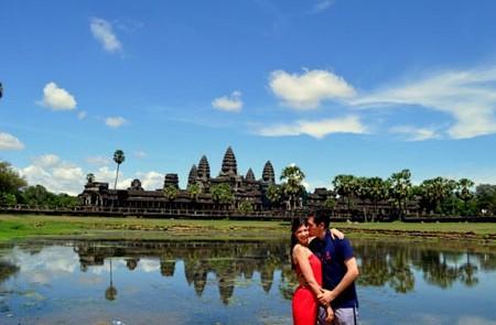 Honeymoon in Cambodia