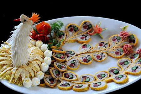Hue royal cuisine