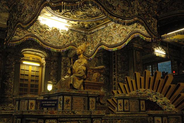 Khai Dinh Tomb