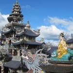 Linh Phnoc Pagoda, Dalat