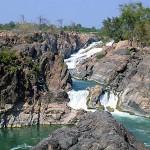Liphi waterfall