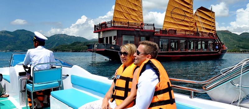 Luxury Day-Cruise With Emperor Cruise In Nha Trang Tour