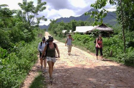 Mai Chau trekking tour