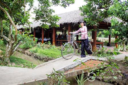Mekong rustic area