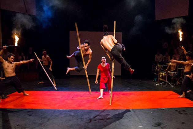 Phare Cambodia Circus performance