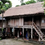 Homestay in Pom Coong Village
