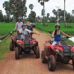 Quad ATV experience in Phnom Penh