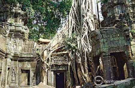 Taphrom Temple
