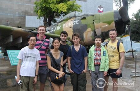 group tour in vietnam classic tour 9 days