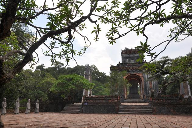 Tomb of King Tu Duc