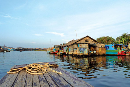 5 Day Phnom Penh Tour Amp Kep Extension Boat Trip