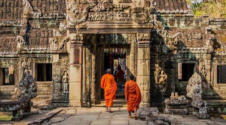 Vietnam Cambodia travel packages
