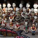Vietnamese Traditional puppets will be used in the show