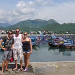 Visit the local fishing village