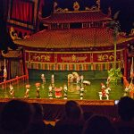 Water puppet show 10 day tour of vietnam