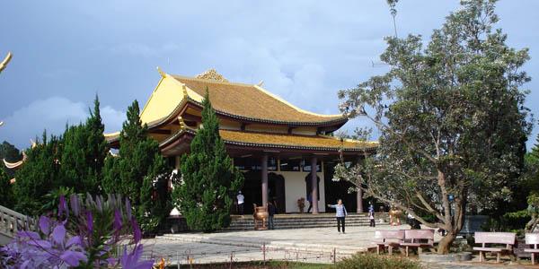 Zen Monastery Truc Lam, Da Lat