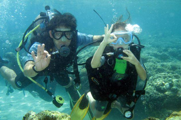 amazing snorkeling in nha trang