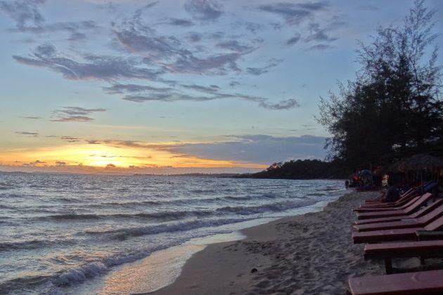 beach break in sihanoukville