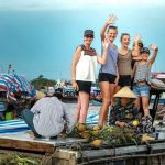 cai be floating market 5-day family tour in vietnam
