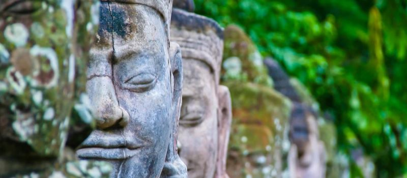 cambodia and south vietnam tours in 9 Days