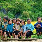 children at sapa