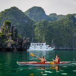 discover halong bay by kayak