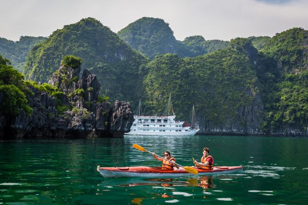 Hanoi – Halong Bay – Sapa Highlight Tour – 6 Days