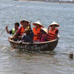 enjoy basket boat with family