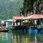 halong fishing village