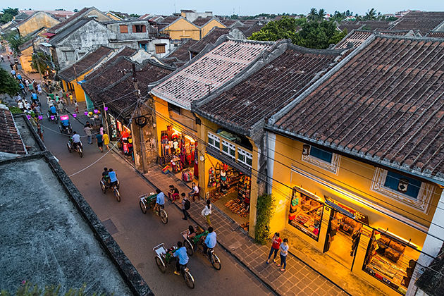 hoi an ancient town central vietnam tour in 4 days